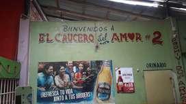 Se vende Night Clud En la parroquia El laurel