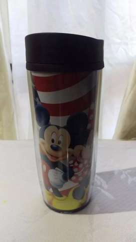 Botella Botilito Termo Disney Original cambio