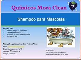 Shampoo Medicado para Mascotas