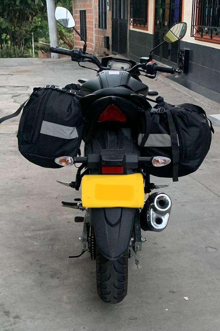 Alforjas para motocicleta 0
