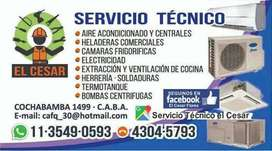 total servis cafq
