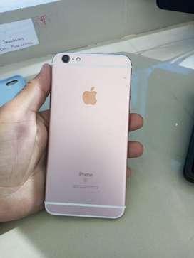 Iphone 6 s plus 10/10 todo funcional