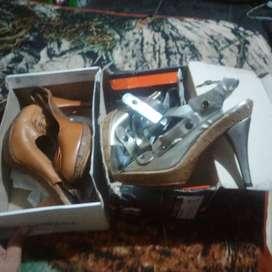 Vendo 2 pares de calzados nuevos