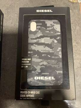 Estuches Originales Marca Diesel para Iphone XR  6.1