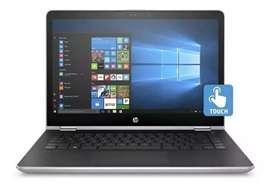 Notebook-tablet táctil HP