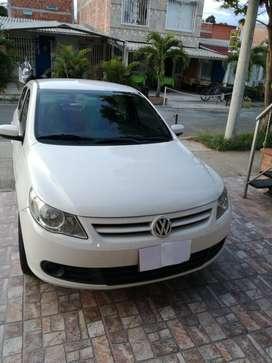 Vendo Volkswagen  gol sedan 2011