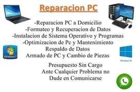 Técnico en Computación y Redes Informáticas