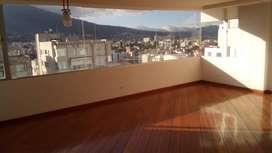 Departamento de arriendo en centro norte Quito la Coruña Cod: A433