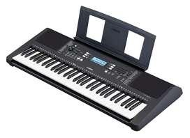 Teclado Yamaha Psr e373 Mod 2020 Organeta / Piano Digital NUEVOS