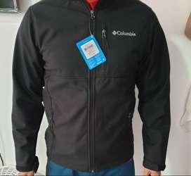 chaqueta Columbia, original y nueva.