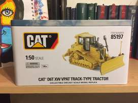 Cat Caterpillar D5 XW VPAT TRACK-TYPE TRACTOR Scale 1:50