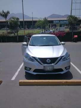 Nissan sentra 2016 modelo 2017