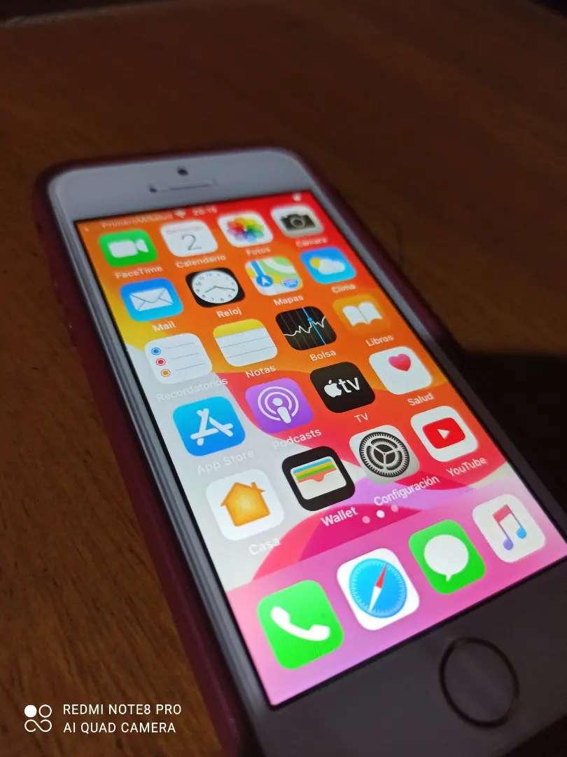 Vendo mi iPhone Se 0