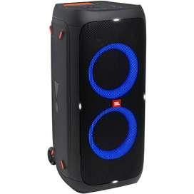 Altavoz Bluetooth portátil J_B L Party-Box 310 con luces de fiesta