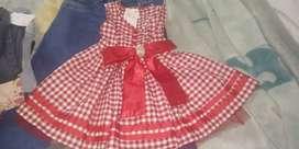 Vestido hermoso talla 12