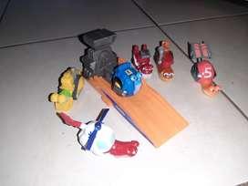Set TURBO con lanzador