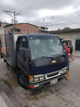 Camion NHR, FULL EQUIPO.