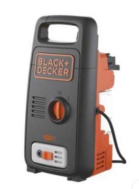 Hidrolavadora BlackDecker 1450 psi NUEVO