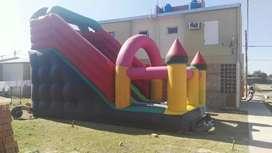 Vendo castillo inflable gigante