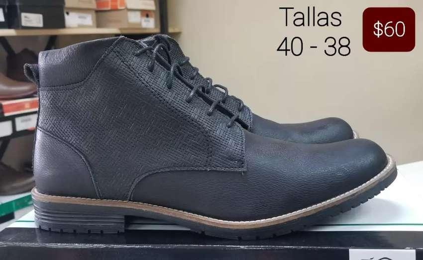 Remate  zapatos 100% de cuero hasta agotar stock 0