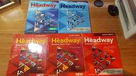 Libros de Ingles New Headway Usados