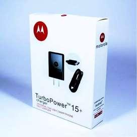 Cargador turbo Motorola