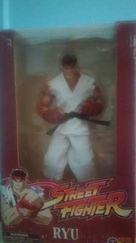 RYU STREET FIGHTER SOTA TOYS LIMITED EDITION