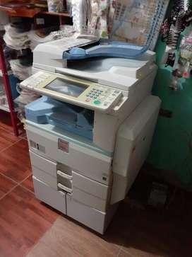 Impresora/fotocopia Ricoh Aficio Mp 2851