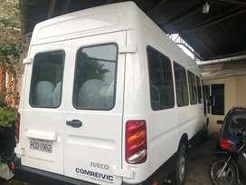 Cambio furgoneta por motivos personales por vehículo de menor valor