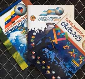 Álbumes Copa América.