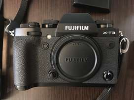Cuerpo Camara Fujifilm X-T3