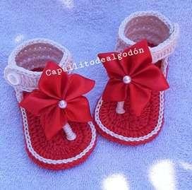 Sandalias disponibles Talle 16-17