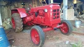 tractor fahr deutz excelente estado