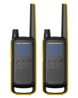 Radio De Dos Vias Motorola Talkabout Serie T470