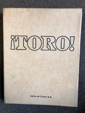 Libro sobre Tauromaquia Español 1966