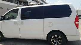 Alquiler Furgoneta, Vans Hyundai H1 con chofer Guayaquil  Viajes
