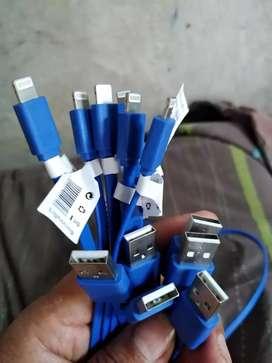 IPHONE Cable de carga y trasferencia de Datos