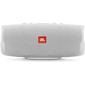 JBL Charge 4 - Altavoz portátil inalámbrico Bluetooth (impermeable), color gris