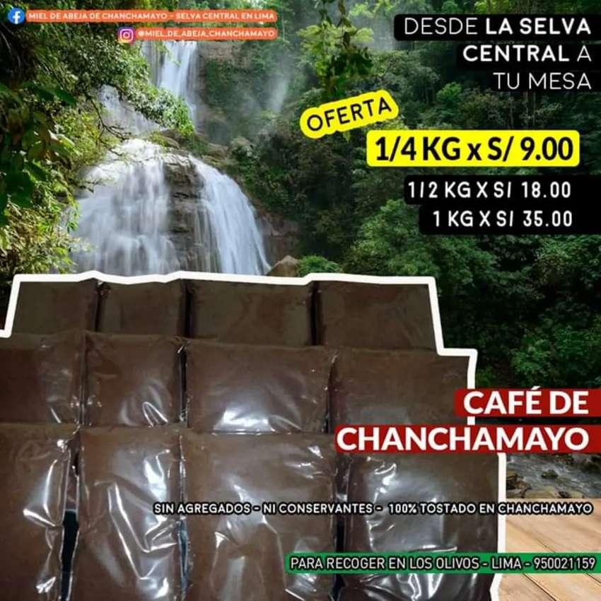 Café de Chanchamayo 0