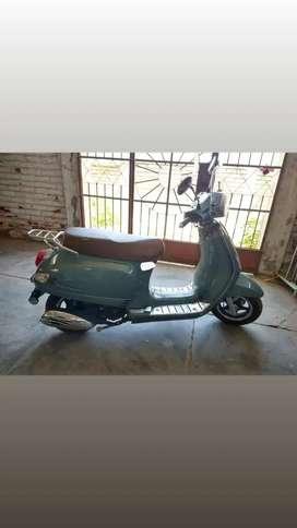 En venta moto automática