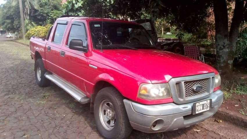 Ford Ranger xl pluss 2009 0