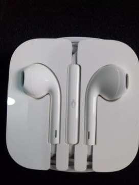 Vendo audífonos para iPhone nuevos originales