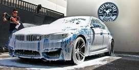Busco socio  car wash