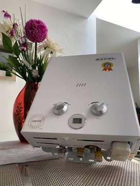 venta Calentador de paso de agua a gas 5.5litros EXCEL