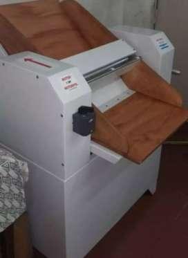 Maquina de panadería