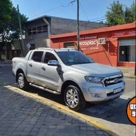 Ford ranger 2016 xlt limited 4x4 automatica