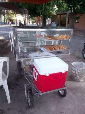Se vende carrito de fritos