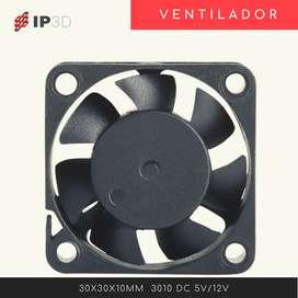 Ventiladores 3010 12 V para impresora 3D