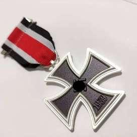 Cruz De Hierro Alemana. Segunda Guerra Mundial. 2da Clase.