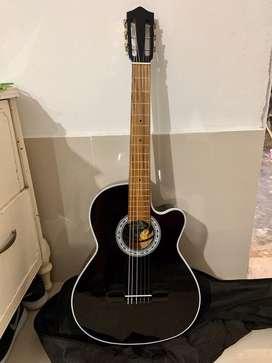 Ukeleles y guitarras para la navidad